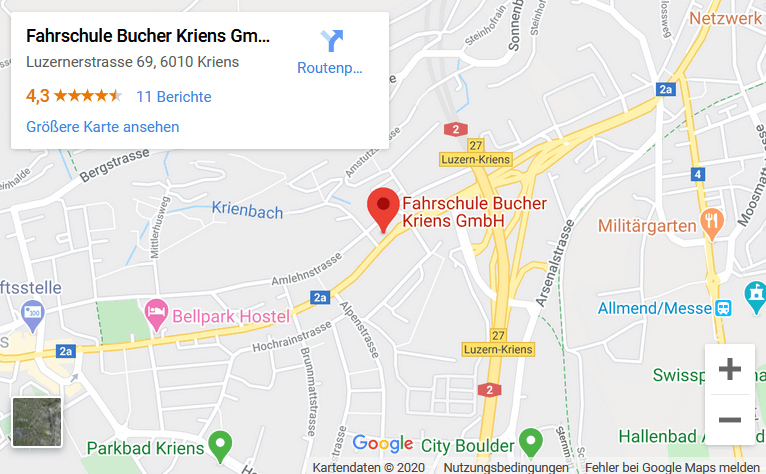 Standort Google Maps